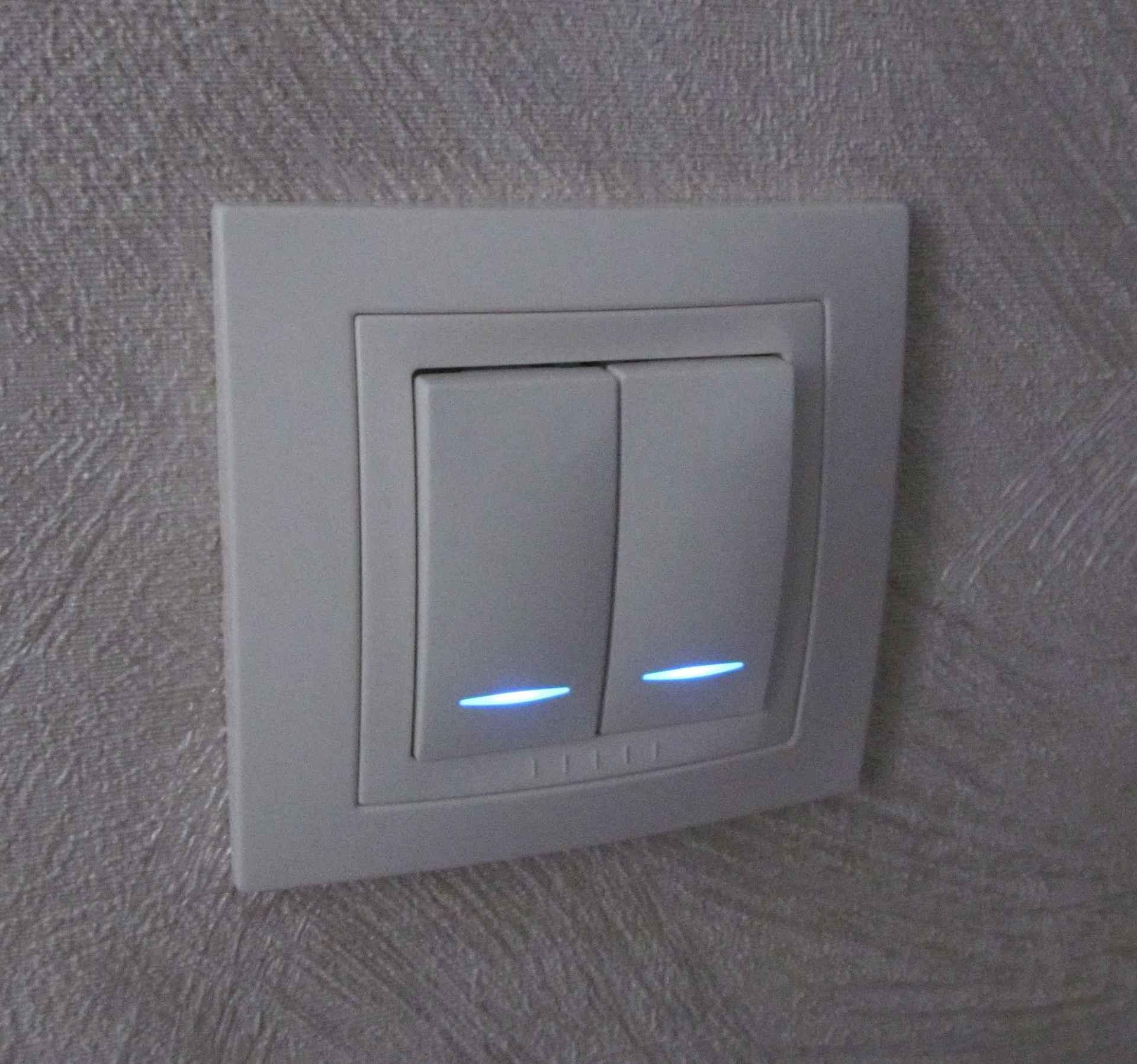 Голосовой выключатель света