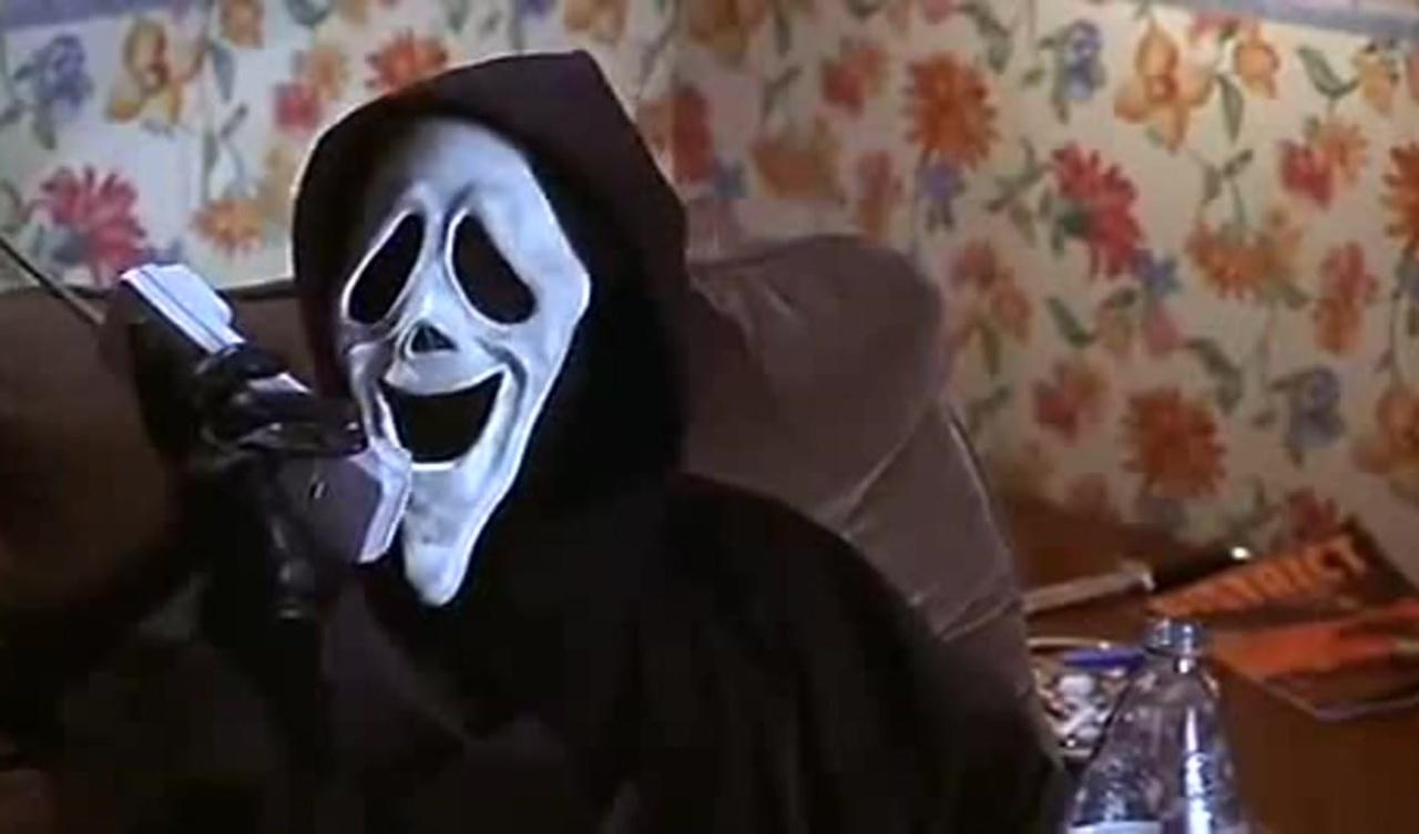 Scary movie the killer rap