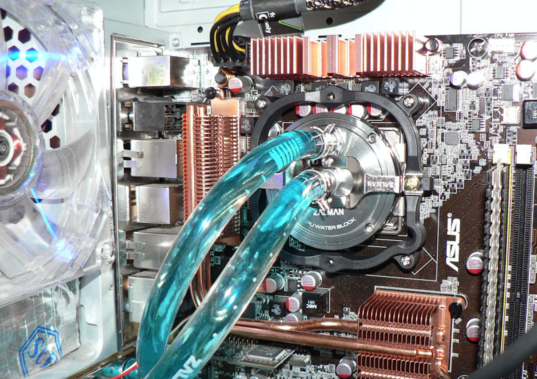 Как сделать охлаждение процессора лучше