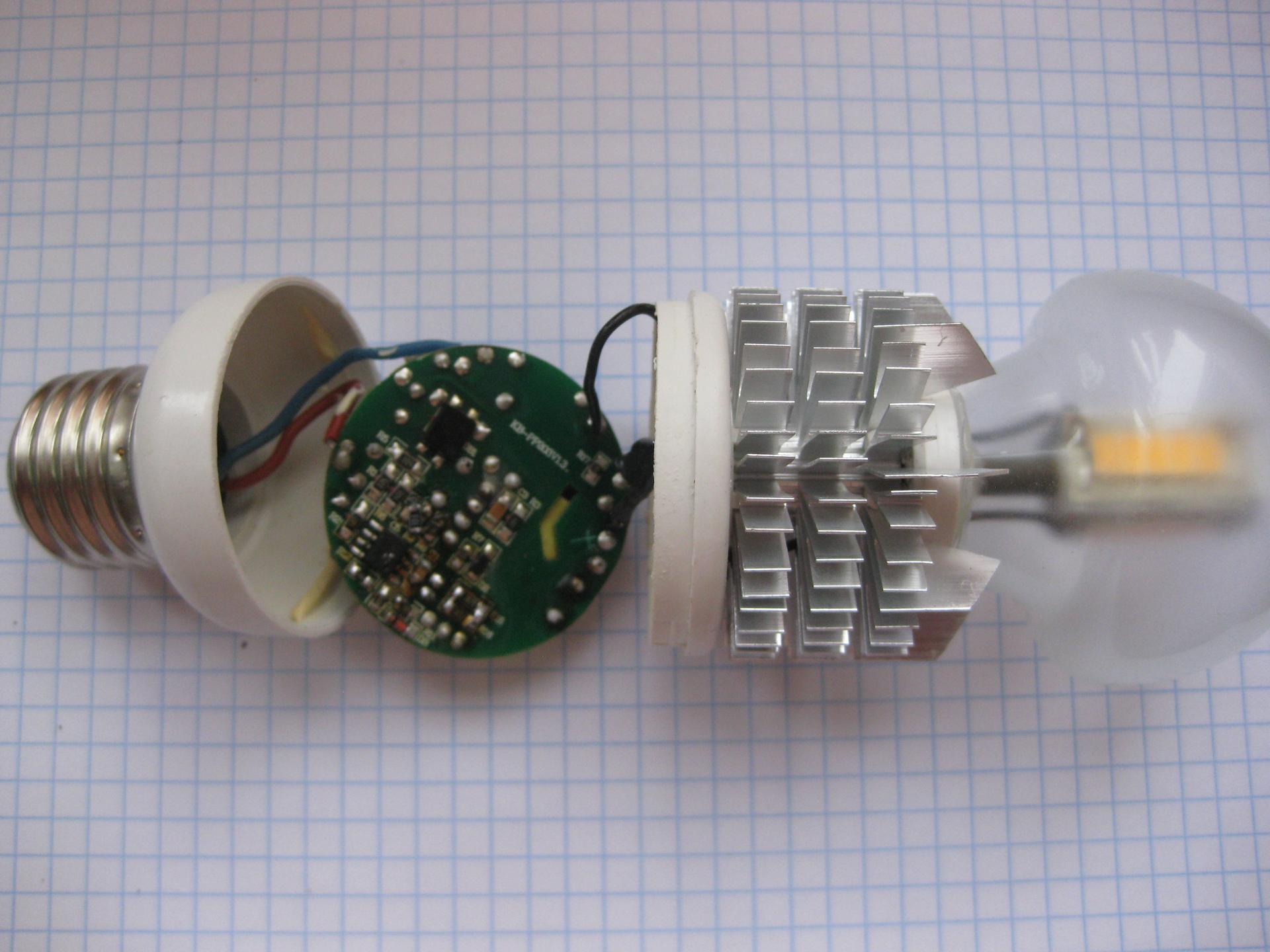 Изделия светодиодов своими руками