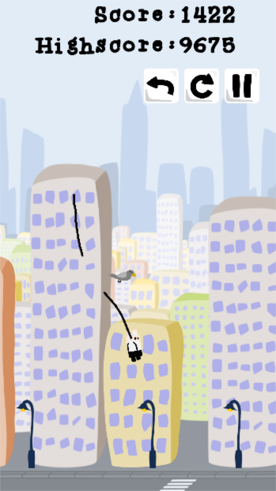 Создание мобильной игры в Construct 2. Путь неопытного / Хабрахабр