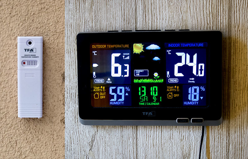 Домашняя метеостанция своими руками на микроконтроллере