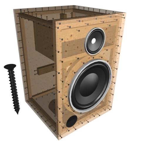 Доработка акустических систем radiotehnika 35ас012 s90