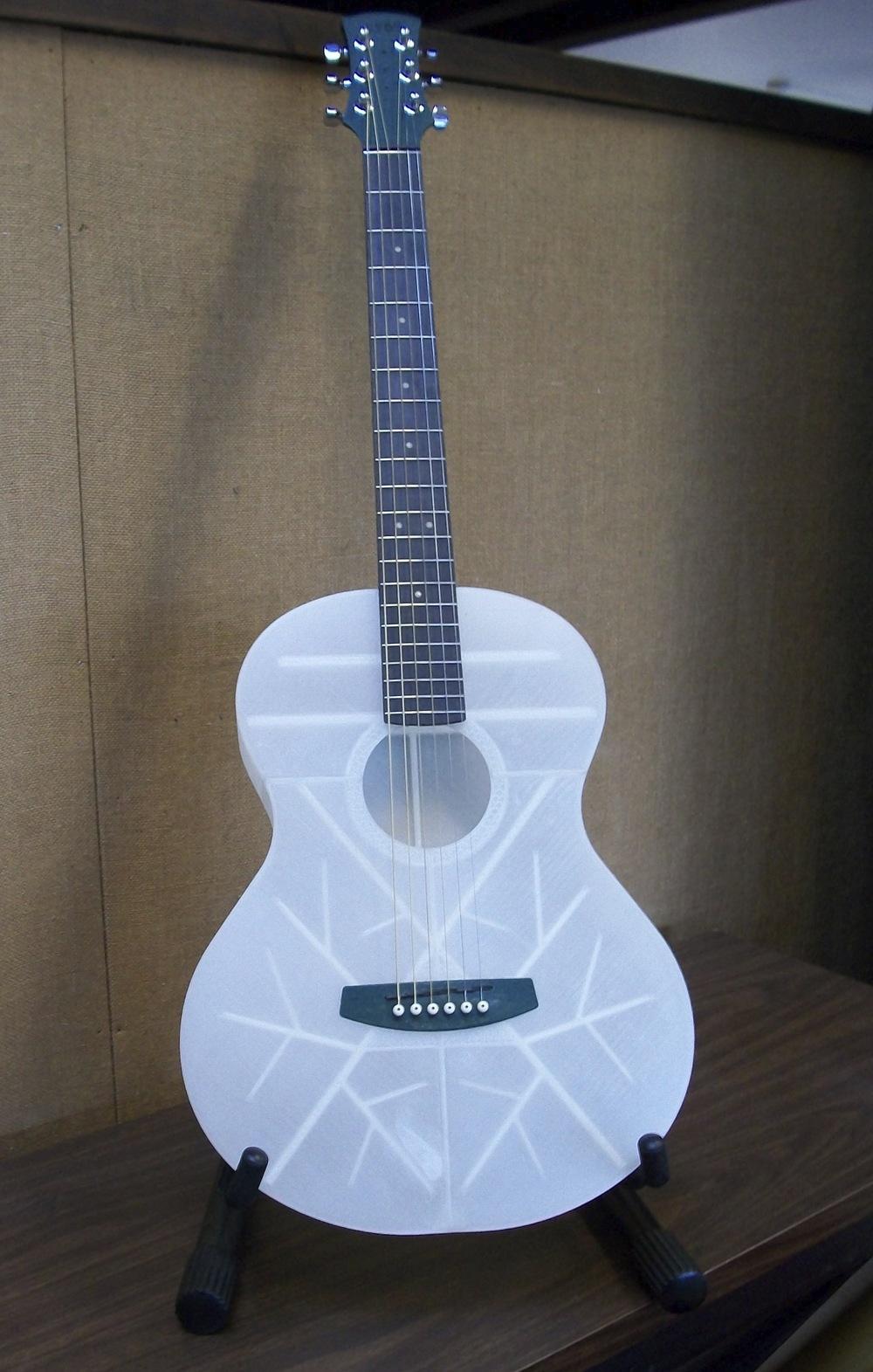 Технология изготовления акустических гитар 25