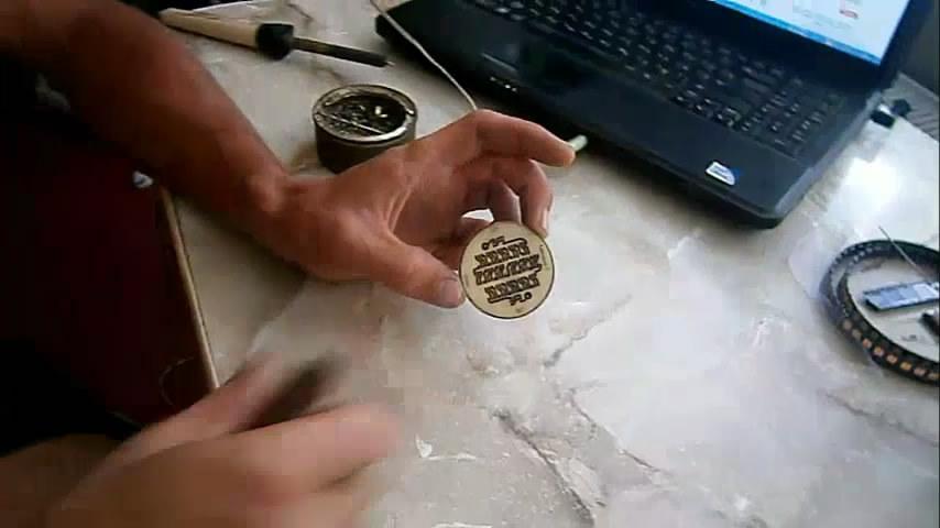 Бутылки коньяка своими руками