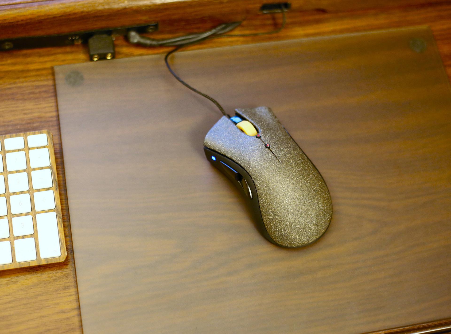 Как сделать ножки для мыши