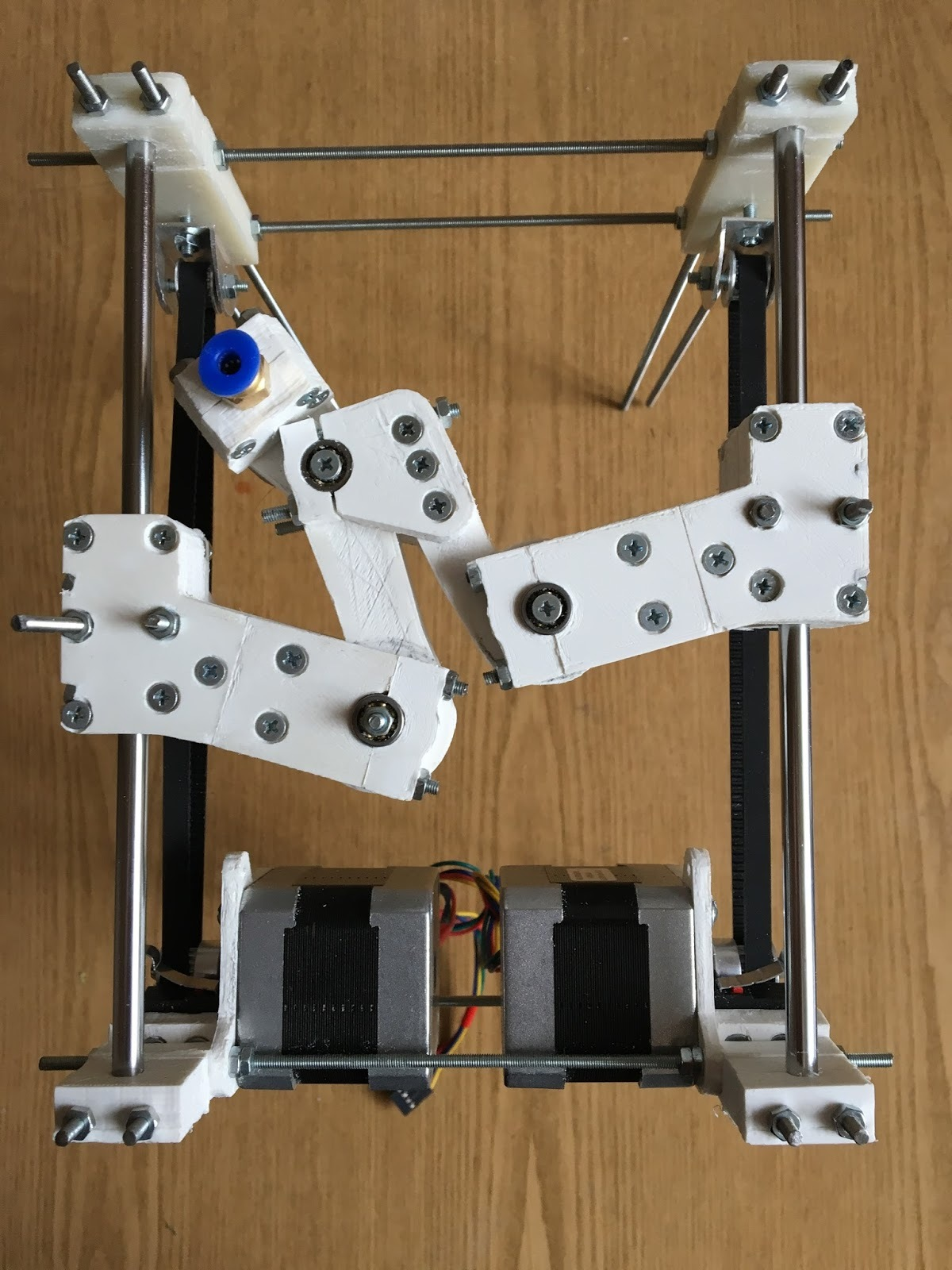 Принтер на h bot своими руками