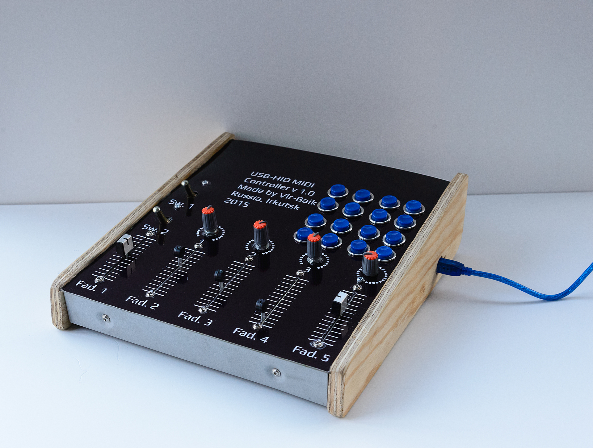 MIDI -контроллеры и примочки 17