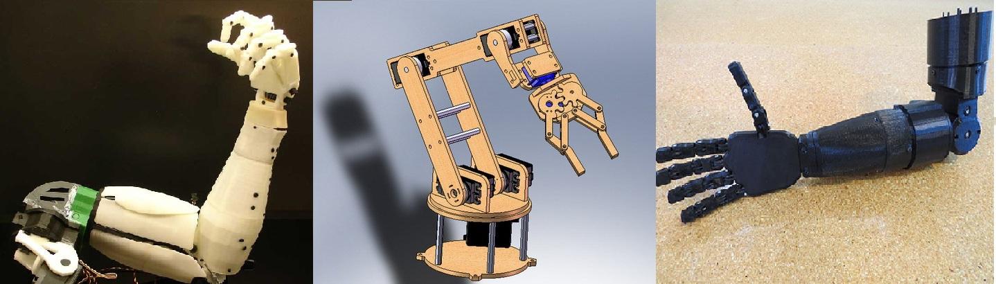Робот клешня своими руками 37