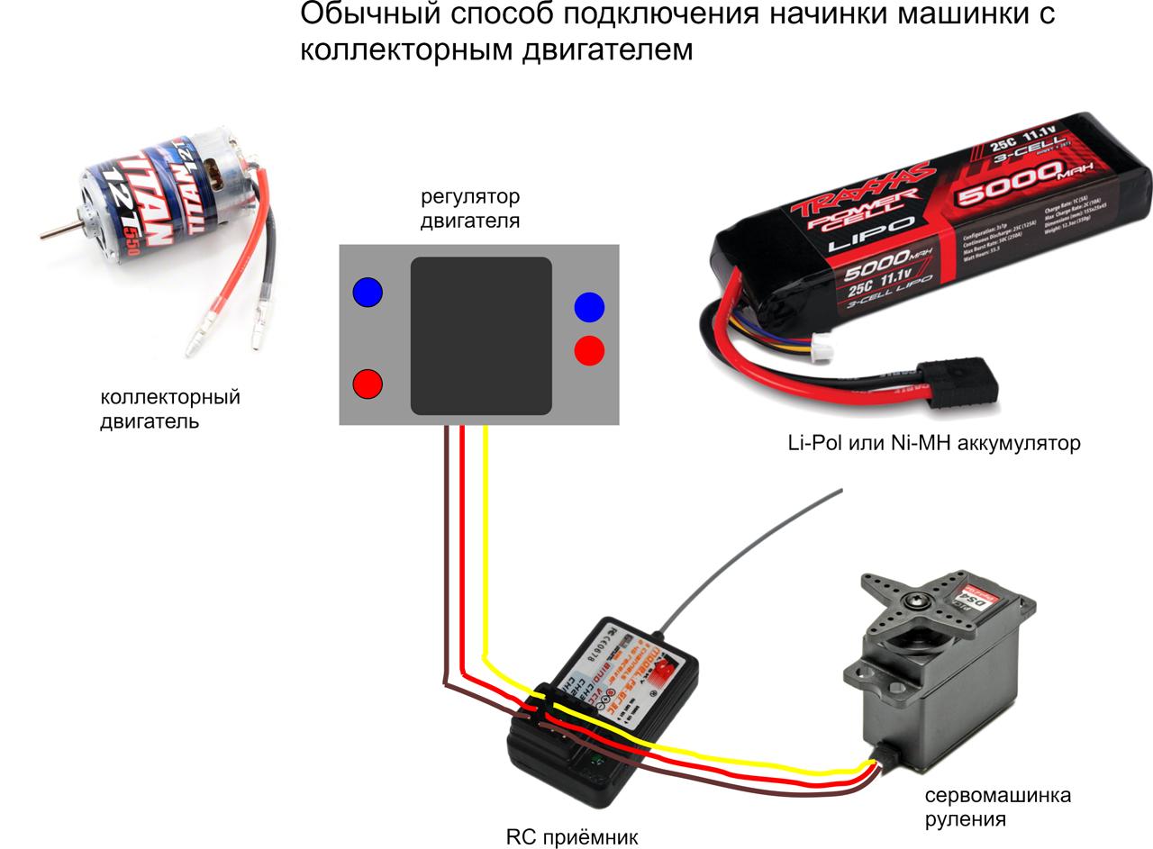 2 скоростной электродвигатель схема подключения