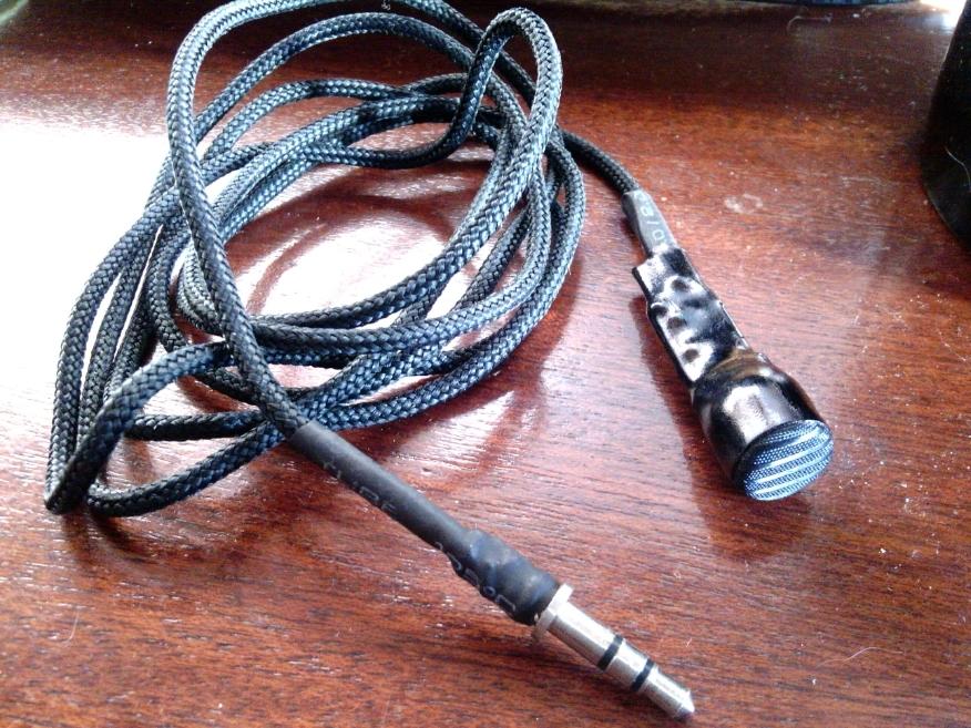 Как сделать микрофон для компа своими руками 68