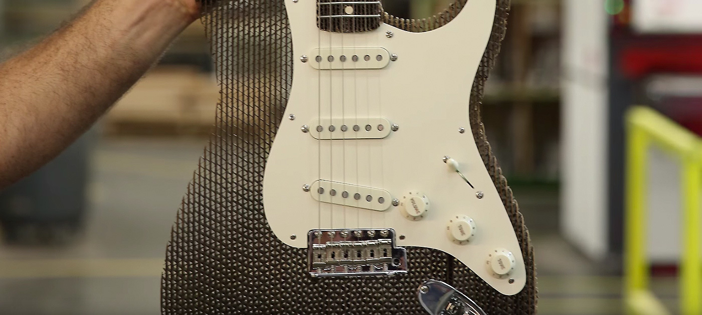 Гитара сделанная своими руками 998