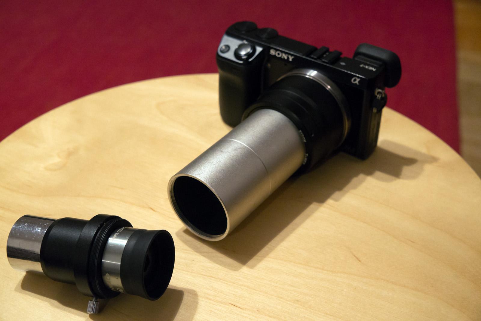 Самодельный телескоп своими руками - схема и инструкции 27