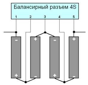 Балансировочные провода для imax b6 своими руками