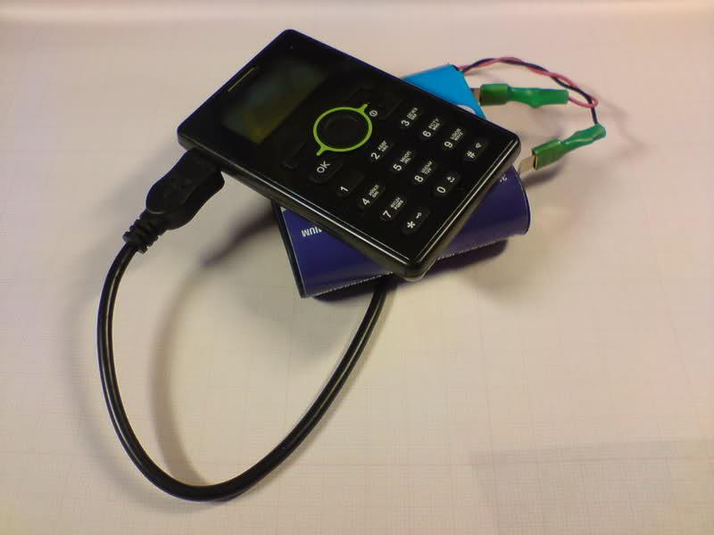 Зарядное для андроида своими руками