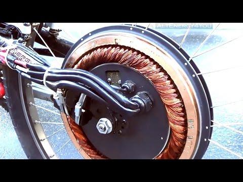 Электромобиль с асинхронным двигателем своими руками