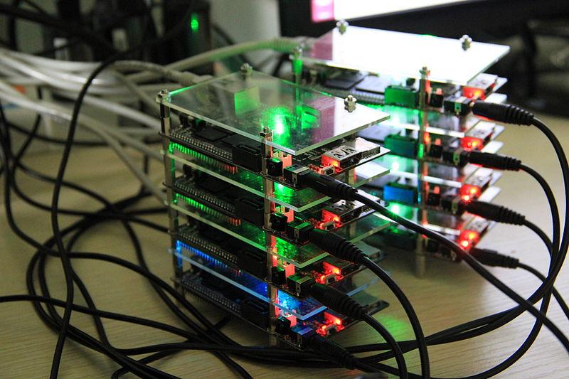 Raspberry pi сервер своими руками