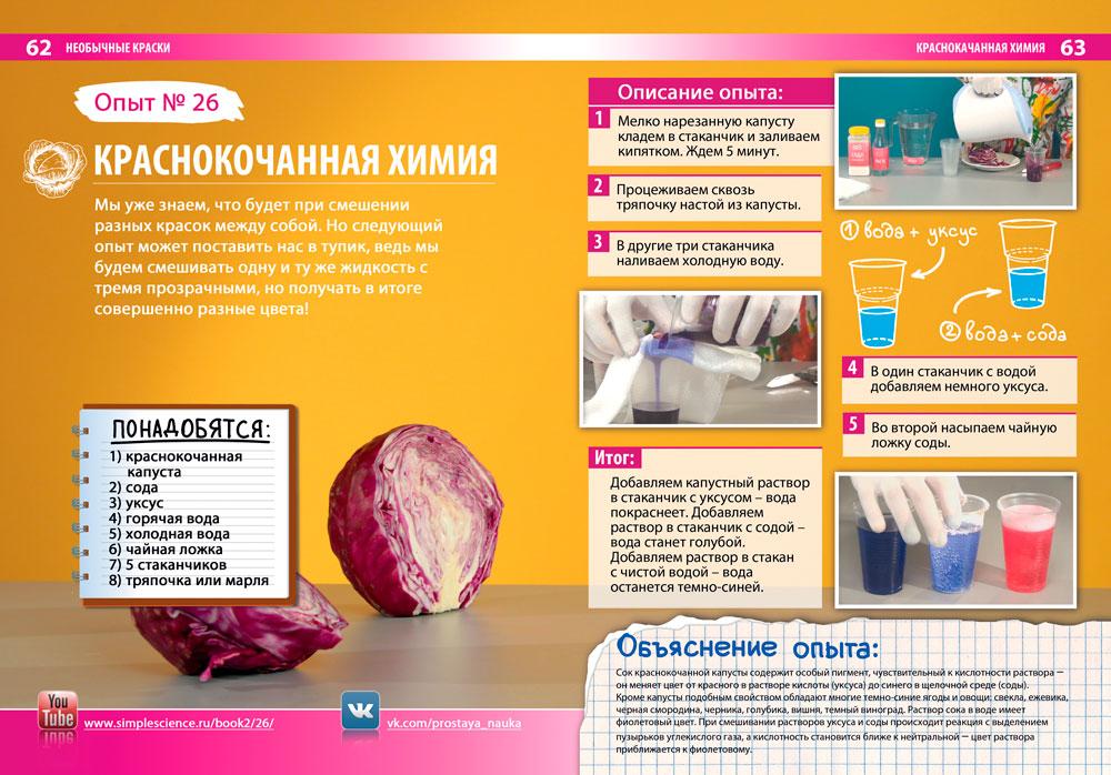 Химия что можно сделать при домашних условиях 310
