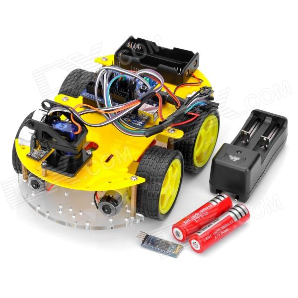 Increased Processing Power for an Autonomous Rover