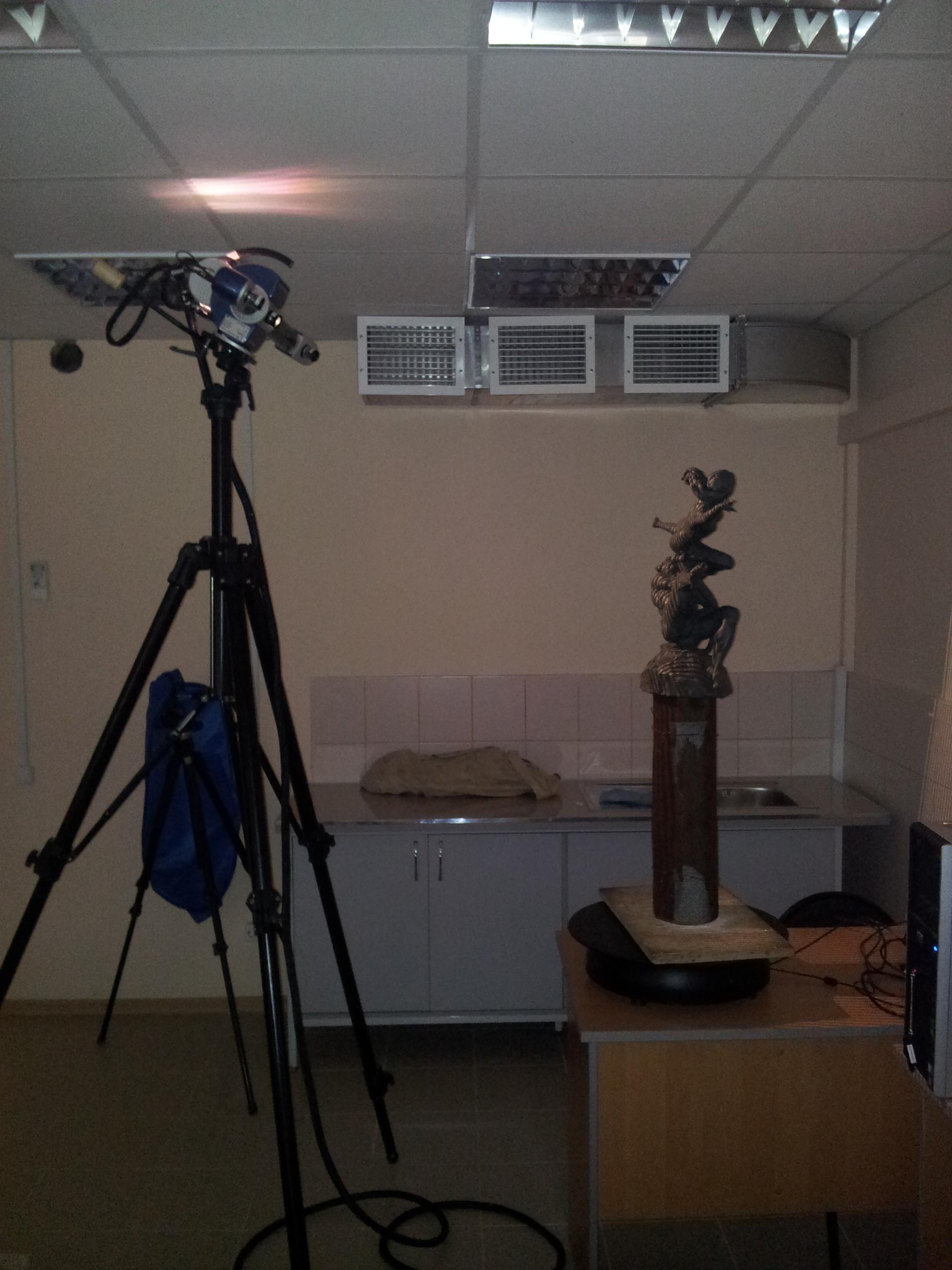 3D сканирование в археологии. . Личный опыт, используемое оборудование и прочее18.05.2014