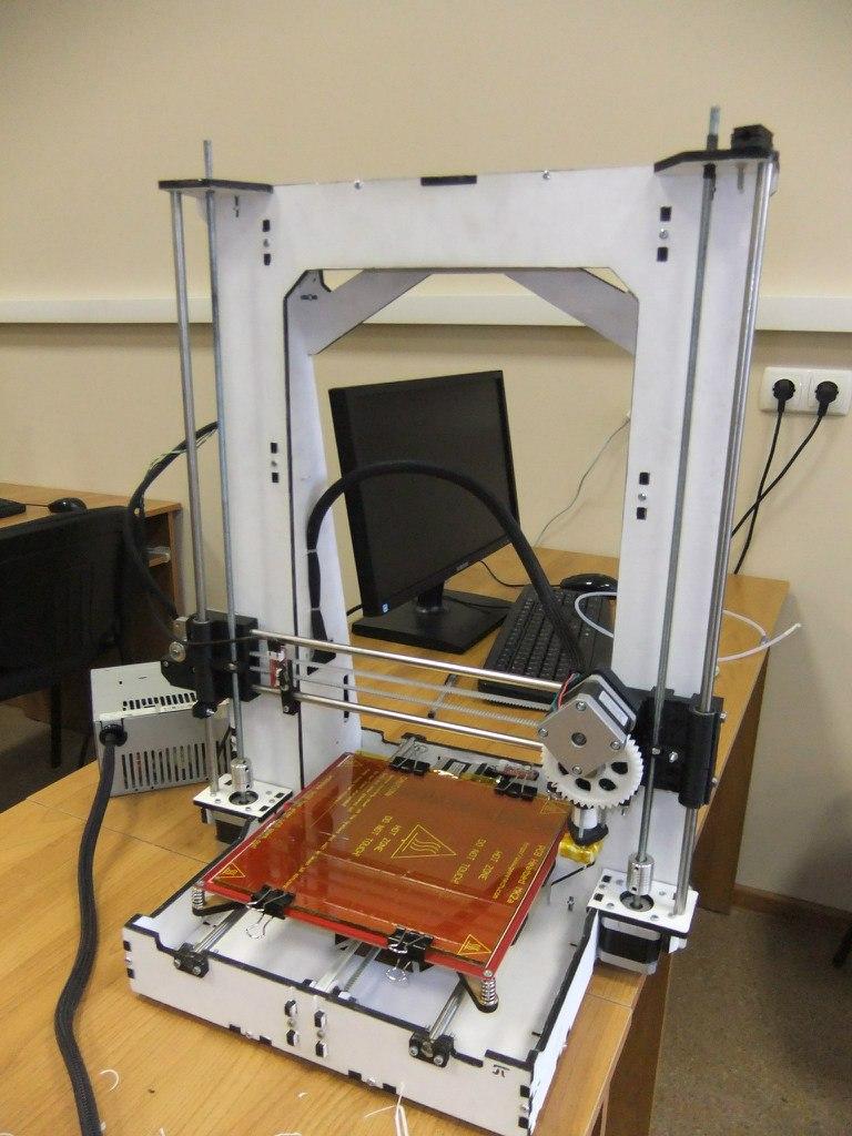 3d принтер для своими руками фото