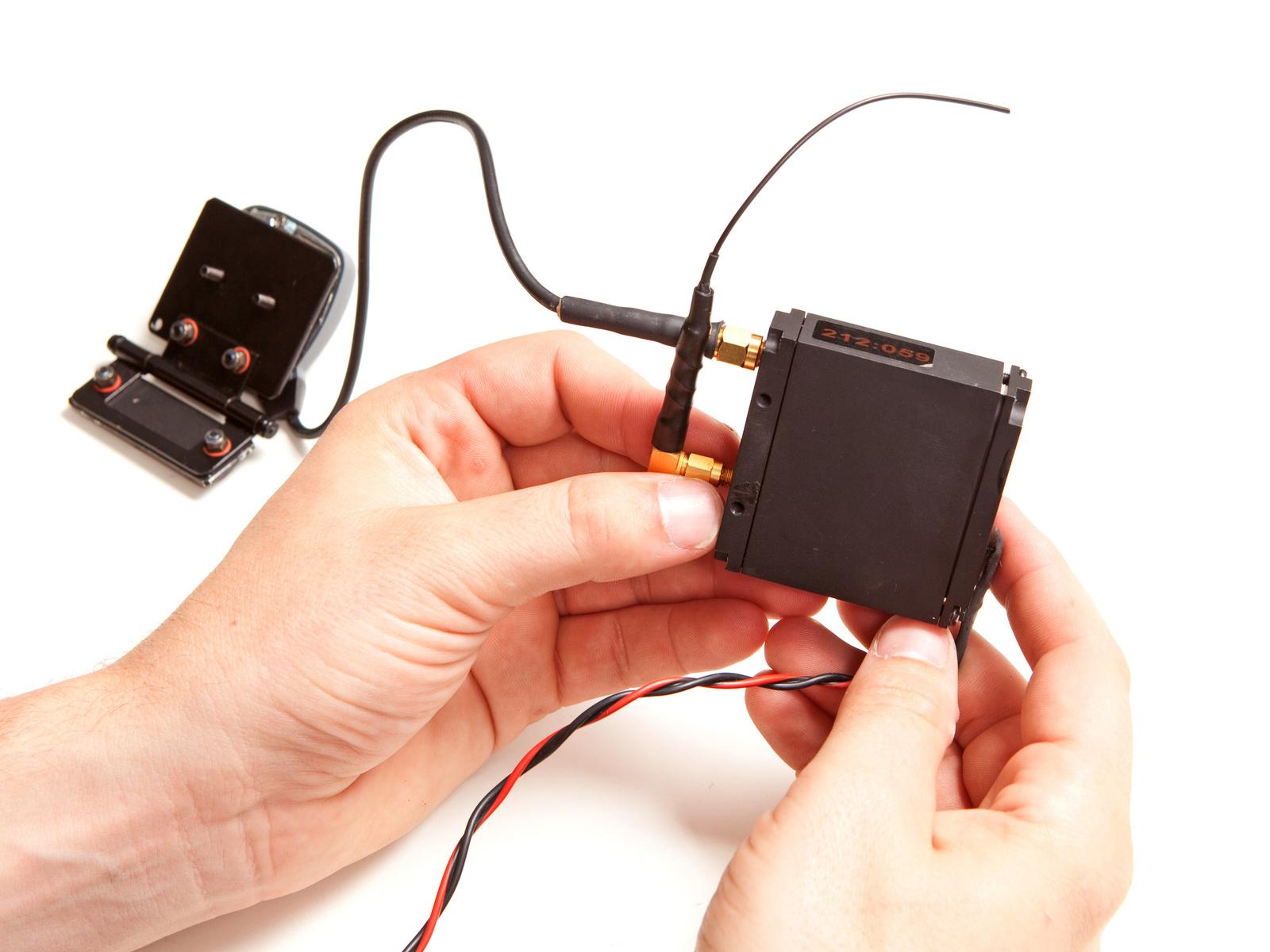 Простой USB-осциллограф 20