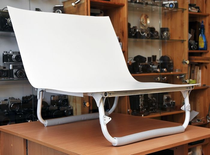 Стол для предметнойсъемки своими руками