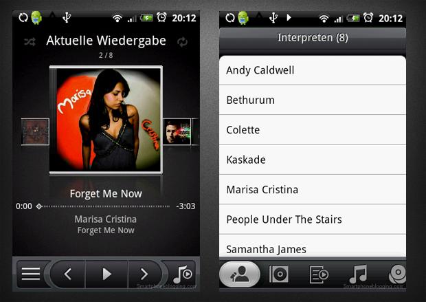 Скачать проигрыватели для музыки на андроид