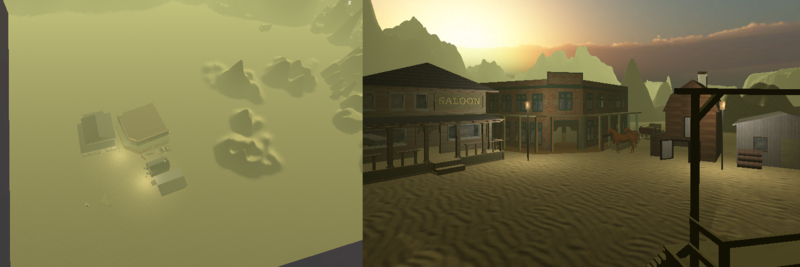 Unity 3D. Создаём 3D меню / Хабрахабр