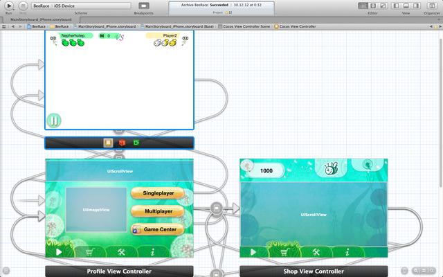 Разработка игры-бесконечной гонки для iOS при помощи Cocos2D-iphone / Хабрахабр