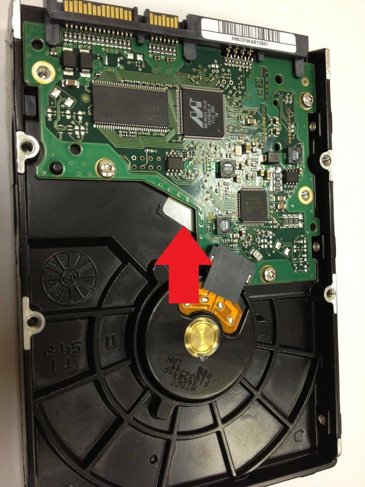 Почему жёсткий диск не определяется