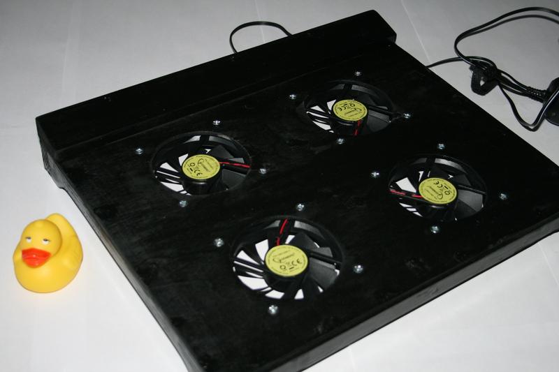 Охладитель подставка для ноутбука своими руками
