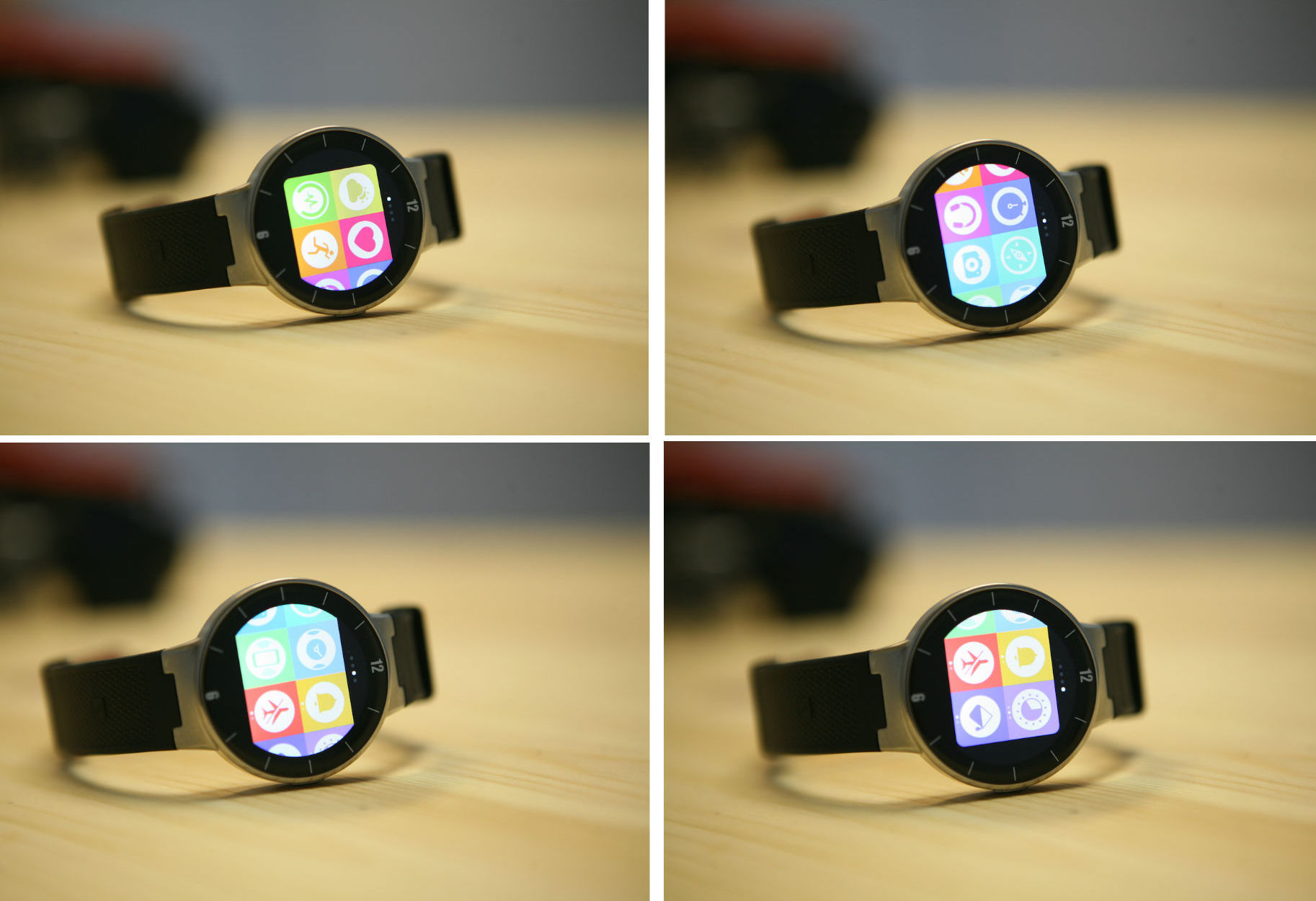 Alcatel One Touch — the Smart watch without Android Wear ...