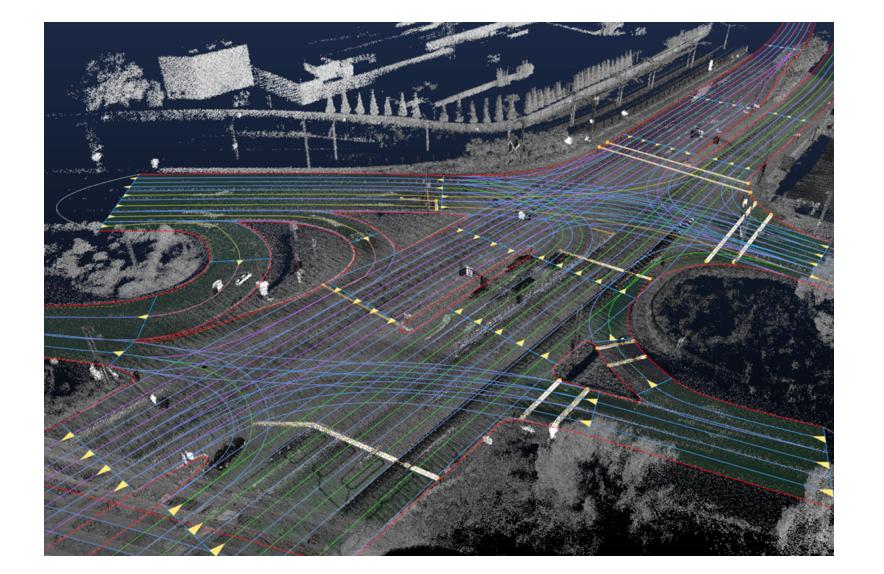 Самые подробные карты мира будут нужны автомобилям, а не