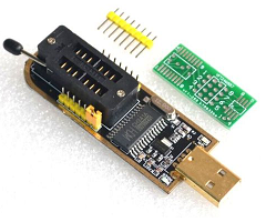 CH341A, USB-UART-конвертер и I2C/SPI-программатор за $5 / Хабр