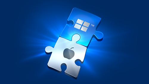 Интеграция Windows и Mac OS при помощи Acronis Access Connect
