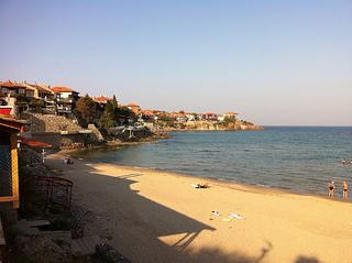 Песчаные пляжи Созополя