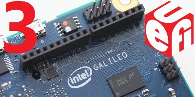 Разработка и отладка UEFI-драйверов на Intel Galileo, часть 3: начинаем аппаратную отладку