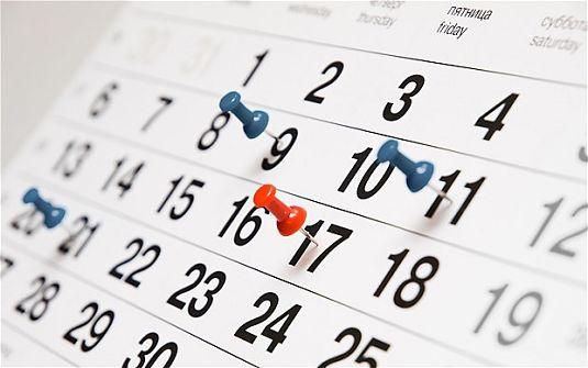 Производственный календарь и классификаторы
