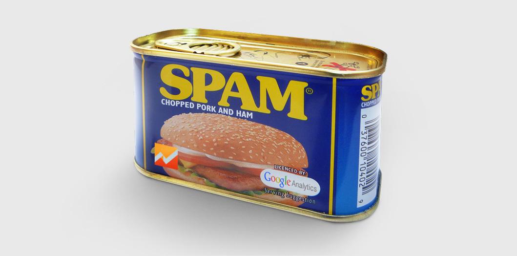 Referrer spam в google analytics и как с ним бороться