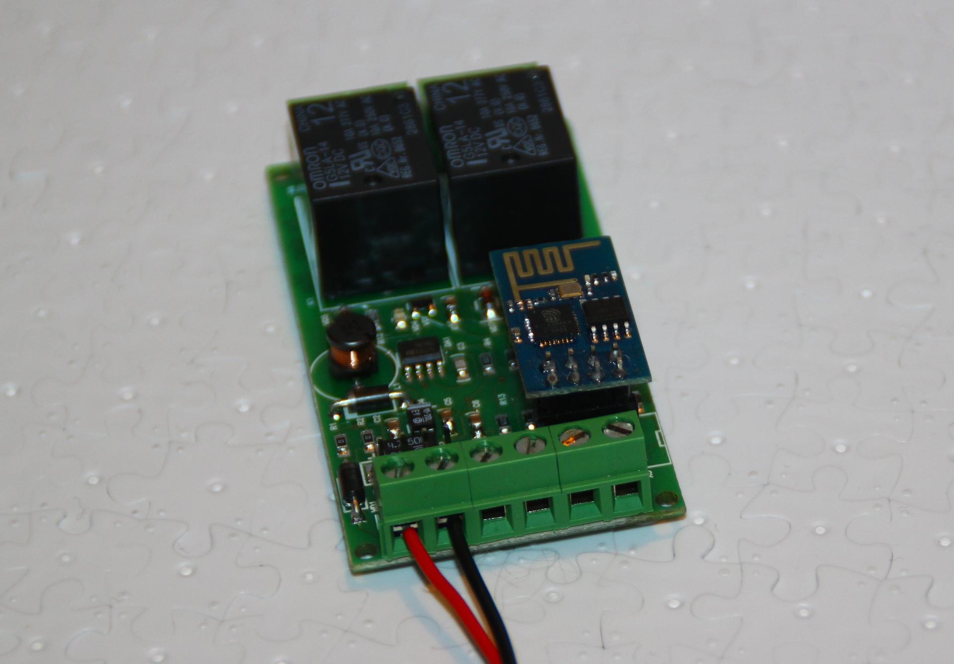 Интернет вещей на ESP8266