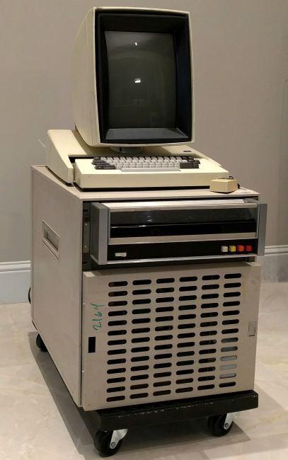 Xerox Alto: первый в мире ПК с Ethernet и лазерным принтером