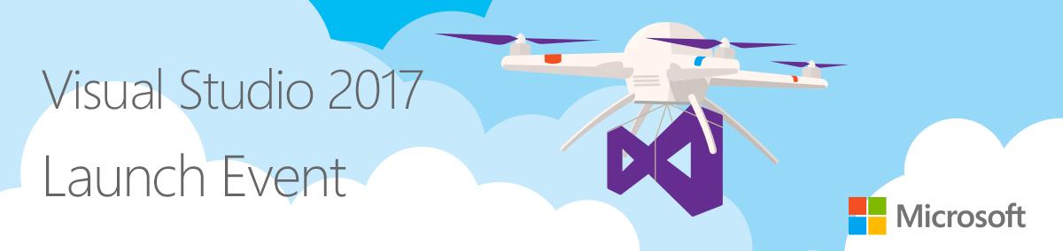 Онлайн-трансляция запуска Visual Studio 2017