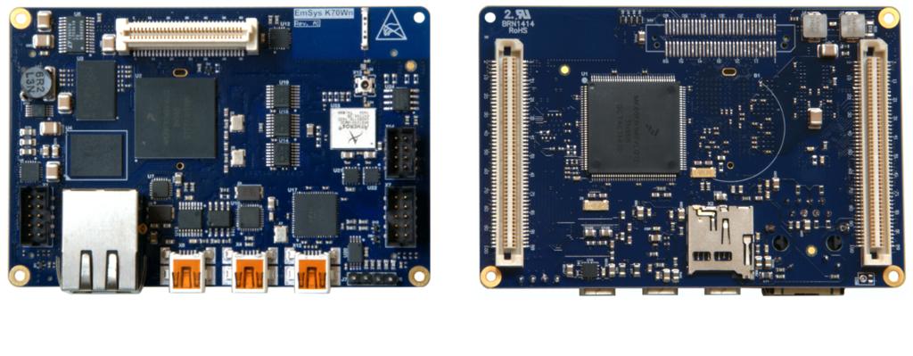 Открытый проект универсального микроконтроллерного модуля