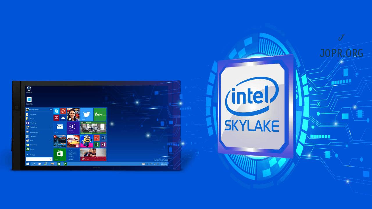 Microsoft продлит поддержку Windows 7 и 8.1 на компьютерах с Intel Skylake