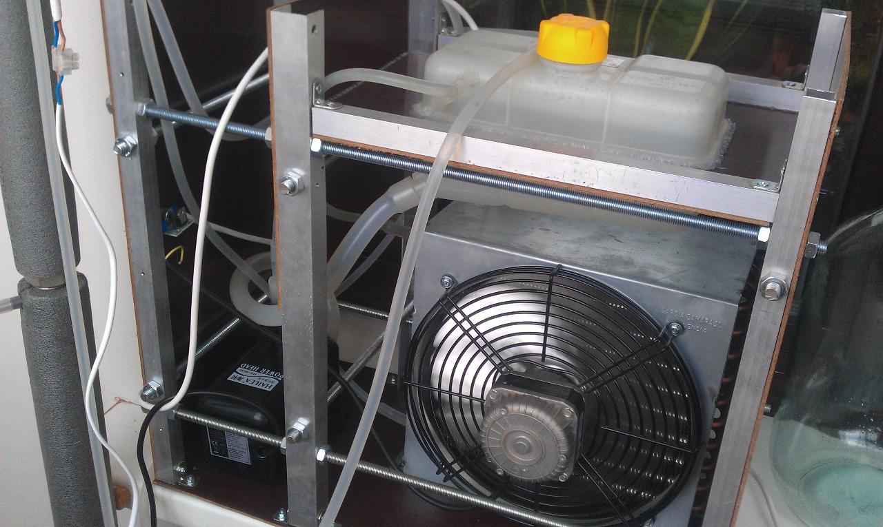 Автономный самогонный аппарат с воздушным охлаждением как сделать самогонный аппарат из медных труб видео