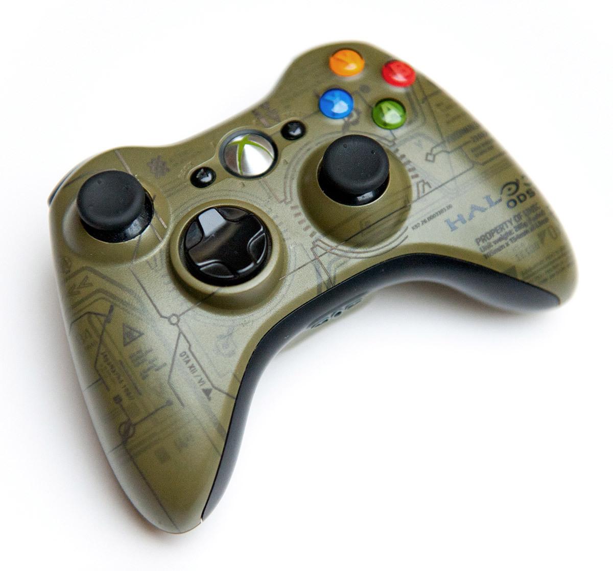 Геймпад Microsoft Xbox 360 Wireless Controller For Windows