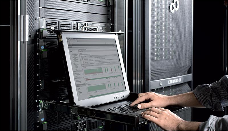 Fujitsu ETERNUS CD10000: Ceph без забот