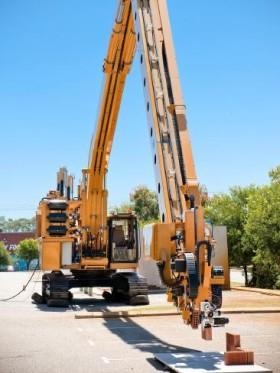 Робот-каменщик сложит дом за два дня