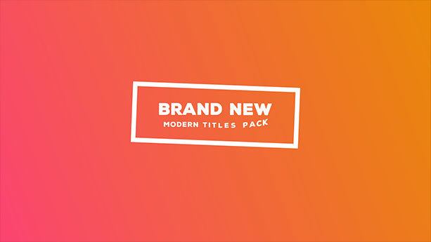 Videohive Kinetic Typography 4K  free after effects